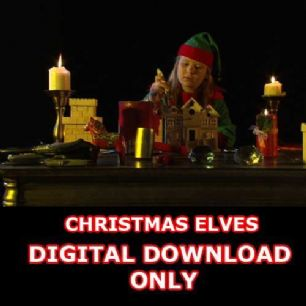 VIRTUAL CHRISTMAS ELVES DIGITAL DOWNLOAD